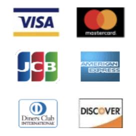 利用可能カード会社